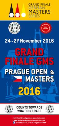 Prague Open & Masters 2016